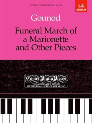 Charles Gounod - Funeral March Of A Marionette And Other Pieces - Sheet Music - di-arezzo.co.uk