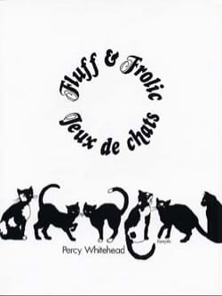 Percy Whitehead - Jeux de Chats - Partition - di-arezzo.fr