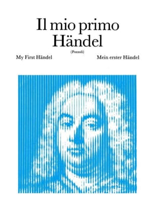 HAENDEL - Il Mio Primo - Partition - di-arezzo.fr