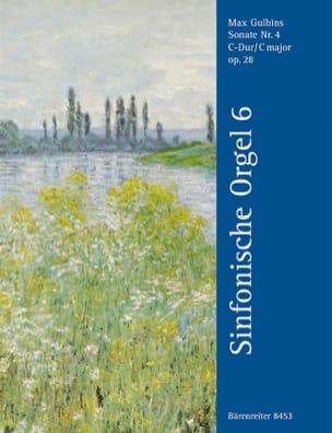 Gulbins - Sonata N ° 4 - Sheet Music - di-arezzo.co.uk