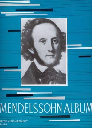 Félix MENDELSSOHN - Album - Partition - di-arezzo.fr