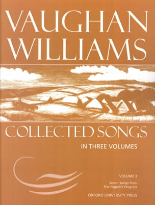 Williams Ralph Vaughan - Collected Songs Volume 3 - Partition - di-arezzo.fr