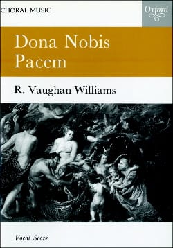 Williams Ralph Vaughan - Dona Nobis Pacem - Partition - di-arezzo.fr