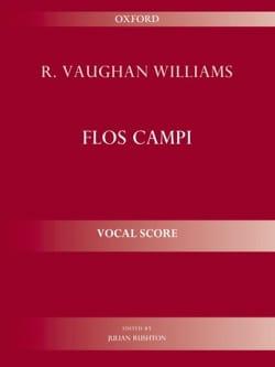 Flos Campi - Williams Ralph Vaughan - Partition - laflutedepan.com