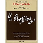 Il Turco In Italia Volumes 1 et 2 ROSSINI Partition laflutedepan