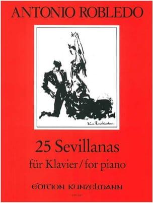 Robledo - 25 Sevillanas - Sheet Music - di-arezzo.com