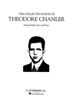 The Collected Songs Of Théodore Chandler - laflutedepan.com
