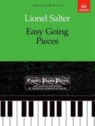 Salter - Easy Going Pieces - Sheet Music - di-arezzo.com