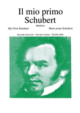 SCHUBERT - Il Mio Primo Volume 2 - Partition - di-arezzo.fr