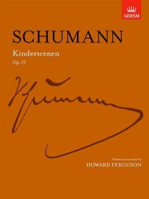 SCHUMANN - Kinderscenen Op. 15 - Sheet Music - di-arezzo.com