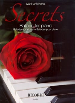 Maria Linnemann - secrets - Sheet Music - di-arezzo.co.uk
