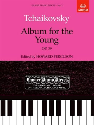TCHAIKOWSKY - Album For The Young Op. 39 - Sheet Music - di-arezzo.com