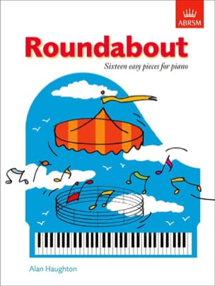 Alan Haughton - Roundabout - Sheet Music - di-arezzo.com
