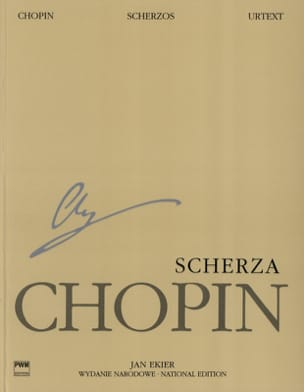 Scherzi CHOPIN Partition Piano - laflutedepan