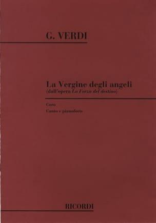 VERDI - Vergine Degli Angeli。フォルツァデルデスティノ - 楽譜 - di-arezzo.jp