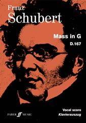 Franz Schubert - Messe En Sol Majeur D 167 - Partition - di-arezzo.fr