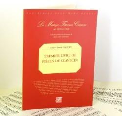 Louis-Claude Daquin - Premier Livre de Pièces de Clavecin - Partition - di-arezzo.fr