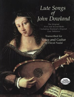 John Dowland - Lute Songs Books 1 and 2 - Partitura - di-arezzo.it