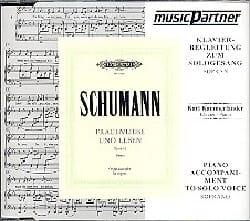 Robert Schumann - Frauenliebe Und Leben Opus 42. CD - Partition - di-arezzo.fr