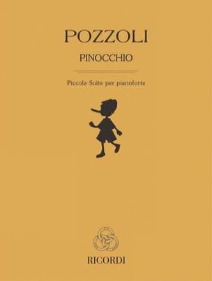Ettore Pozzoli - Pinocchio - Partition - di-arezzo.fr