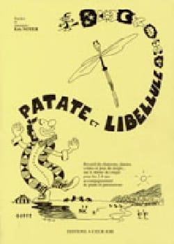Eric Noyer - Patate et Libellule - Partition - di-arezzo.fr