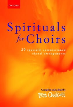 Divers / Chilcott Bob - Spirituals For Choirs - Partition - di-arezzo.fr