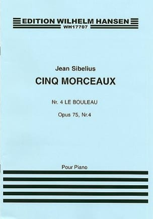 Jean Sibelius - The Birch Op. 75-4 - Sheet Music - di-arezzo.co.uk