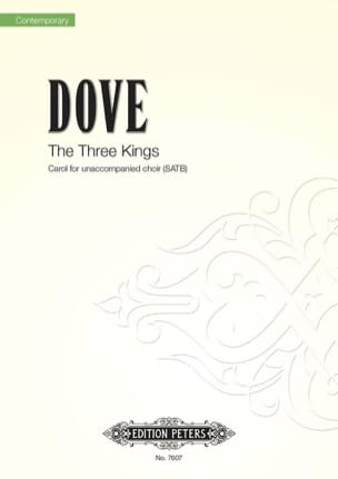 The 3 Kings - Jonathan Dove - Partition - Chœur - laflutedepan.com