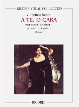 Vincenzo Bellini - To Te, O Cara. I Puritani - Sheet Music - di-arezzo.com