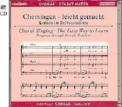 Anton Dvorak - Stabat Mater. 2 CD Soprano - Sheet Music - di-arezzo.co.uk