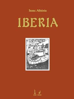 Isaac Albeniz - Iberia Fac-Similé - Partition - di-arezzo.fr