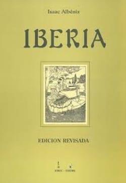 Iberia ALBENIZ Partition Piano - laflutedepan