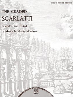 The Graded Scarlatti SCARLATTI Partition Clavecin - laflutedepan
