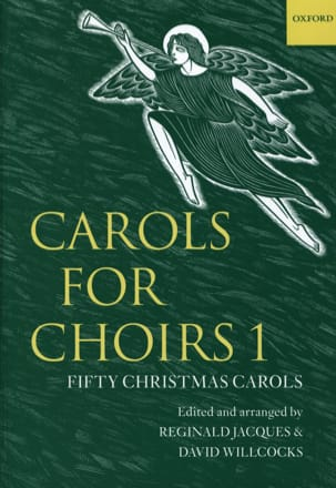 - Carols For Choirs Volume 1 - Partition - di-arezzo.fr