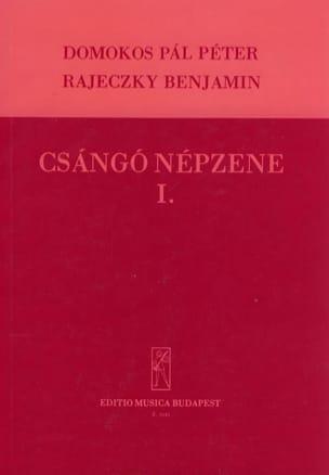 Csango Nepzene Volume 1 - Partition - Mélodies - laflutedepan.com