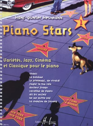 - Piano Stars Volume 1 - Partition - di-arezzo.fr