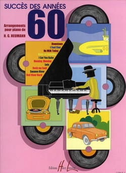 Success of the 60s - Sheet Music - di-arezzo.co.uk