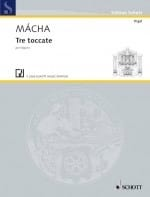 3 Toccata - Otmar Macha - Partition - Orgue - laflutedepan.com