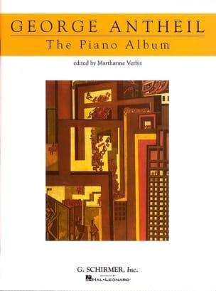 George Antheil - El álbum de piano - Partitura - di-arezzo.es
