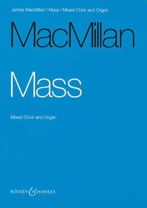 Mass James Macmillan Partition Chœur - laflutedepan