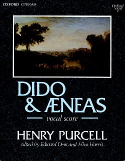 Henry Purcell - Dido and Aeneas - Sheet Music - di-arezzo.co.uk