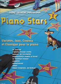 Piano Stars Volume 2 - Sheet Music - di-arezzo.co.uk