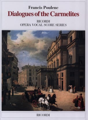 Francis Poulenc - Dialogues of the Carmelites - Sheet Music - di-arezzo.co.uk