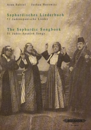 The Sephardic Songbook Partition Recueils - laflutedepan