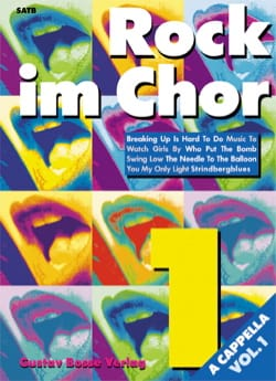 Rock Im Chor. Volume 1 - Partition - Chœur - laflutedepan.com