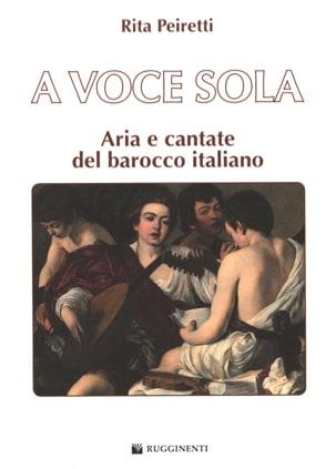 Arie E Cantate Del Barocco Italiano Partition laflutedepan