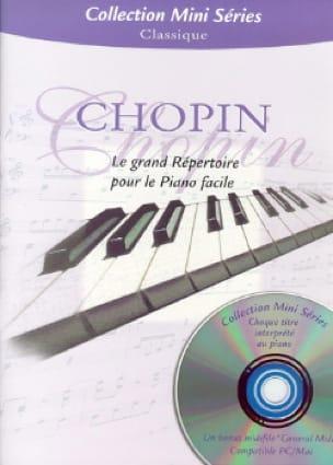 CHOPIN - The Grand Repertoire For The Easy Piano. - Sheet Music - di-arezzo.co.uk