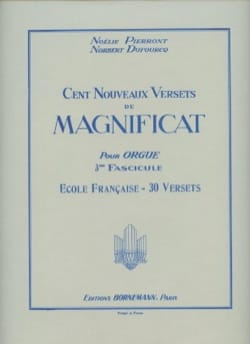 - 100 New Verses Of The Magnificat Volume 3 - Sheet Music - di-arezzo.co.uk