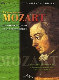 MOZART - Un Voyage A Travers sa Vie et son Oeuvre - Partition - di-arezzo.fr