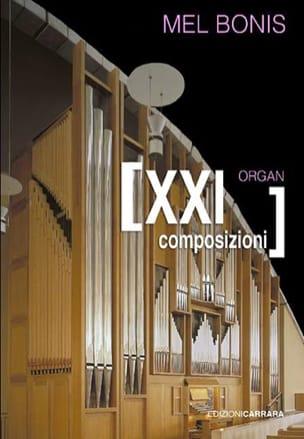 Composizioni Per Organo - Mel Bonis - Partition - laflutedepan.com
